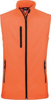 Pánská softshellová vesta - Výprodej