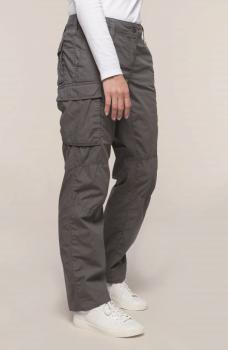 Dámské letní kapsáèové kalhoty