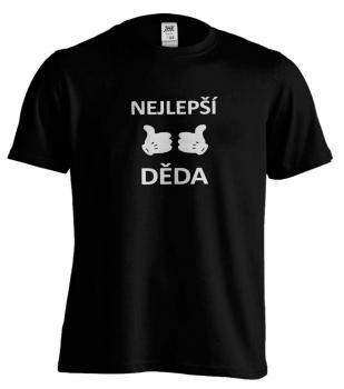 Pánské trièko - NEJLEPŠÍ DÌDA