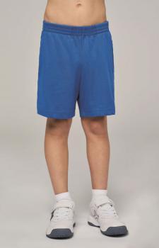 Dìtské sportovní šortky Jersey
