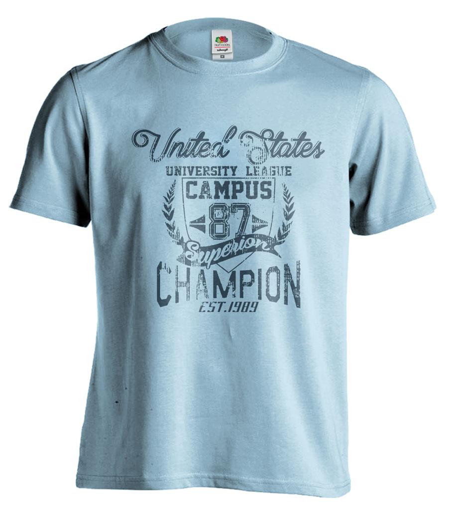 Pánské trièko - CAMPUS 87 CHAMPION - zvìtšit obrázek